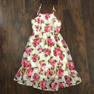 The Children's Place Girl's Floral Dress
